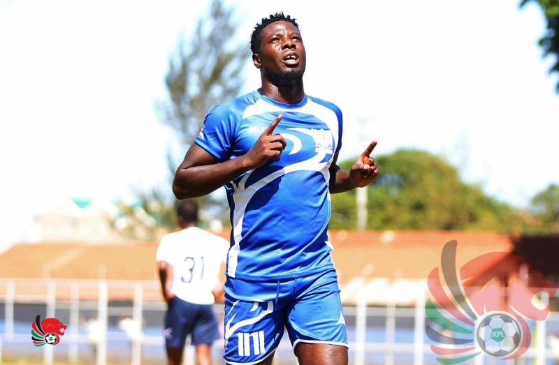 Allan Wanga led Kakamega Homeboyz to a whooping 4-0 win over Kenyan Premier League's second placed side Bandari at Bukhungu Stadium on Wednesday, just days after exit of Ugandan Paul Nkata