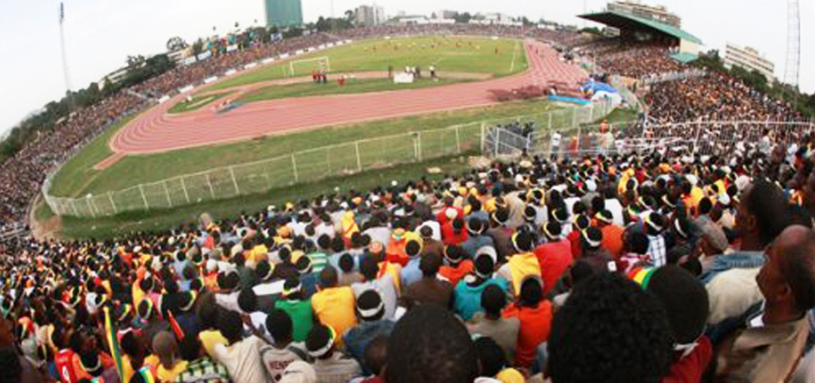 Attendance for St George football matches -- National Stadium, Addis Ababa, Ethiopia