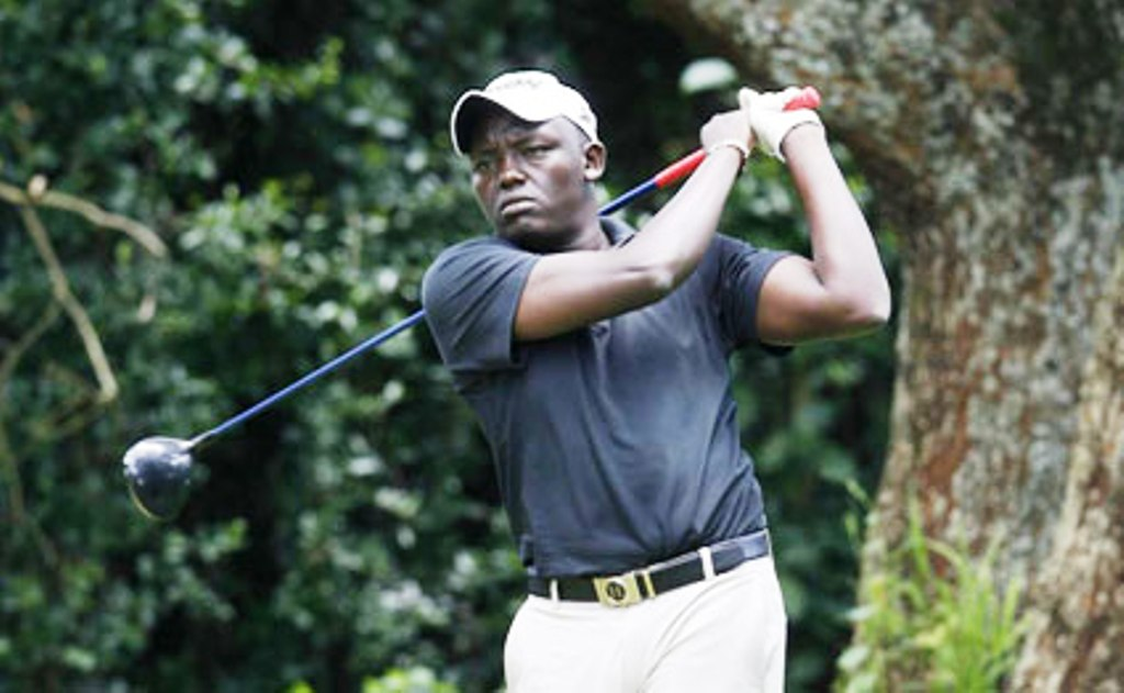 John Wangai, captain of the Professional Golfers of Kenya (PGK): 'This year's Open will be a different ball game.'