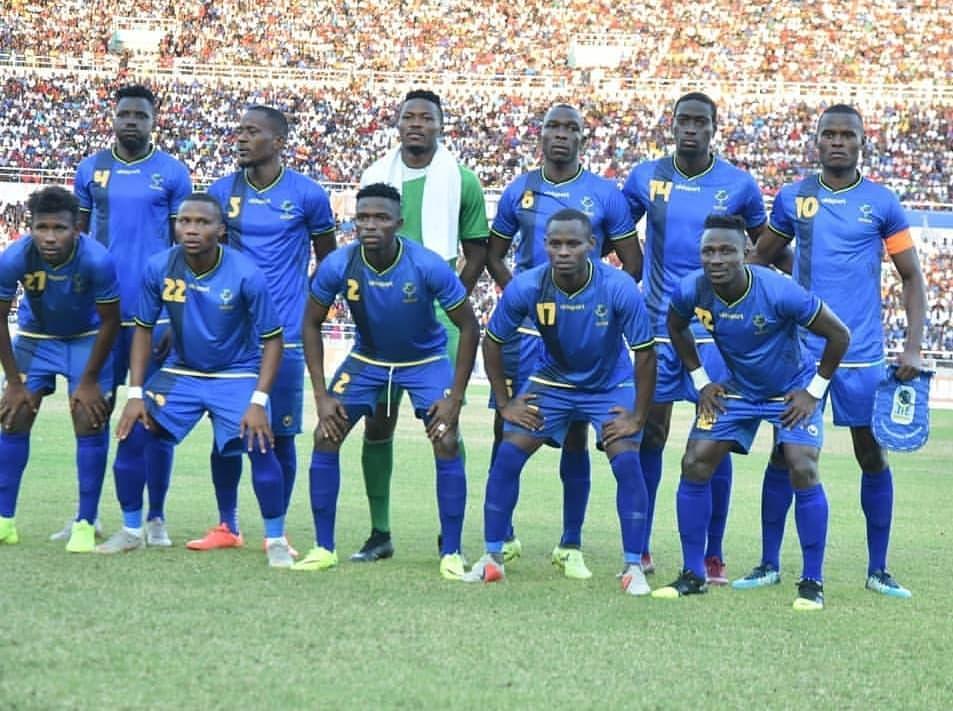 The Taifa Stars at National Stadium, Dar es Salaam on Sunday ... beat Uganda 3-0 to qualify for the 2019 AFCON