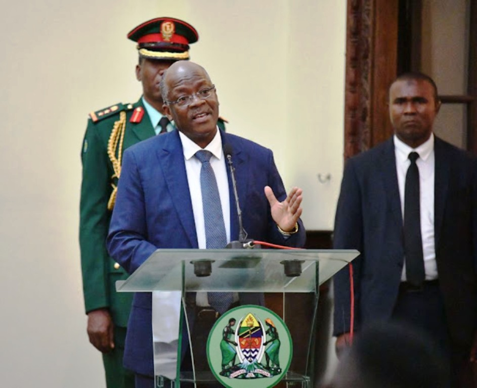 """In Taifa Stars' penultimate qualification match against Lesotho, lost 0-1, President John Magufuli [speaking to players] had given the team Tsh50m. He was so flabbergasted with the result he said: """"I did not pick up any telephone call or replied to phone messages from Sports Minister [Mwakyembe]."""" This time, he told the team, """"you must approach the tournament in unity. This Tanzania backwardness of viewing football divided, as Simba and Yanga [leading clubs] must stop."""""""
