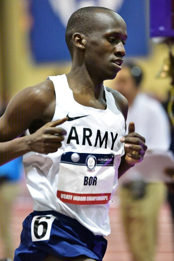 Another Kenyan-America soldier, Emmanuel Bor, joins brother Hillary in the USA team for the world cross country championships