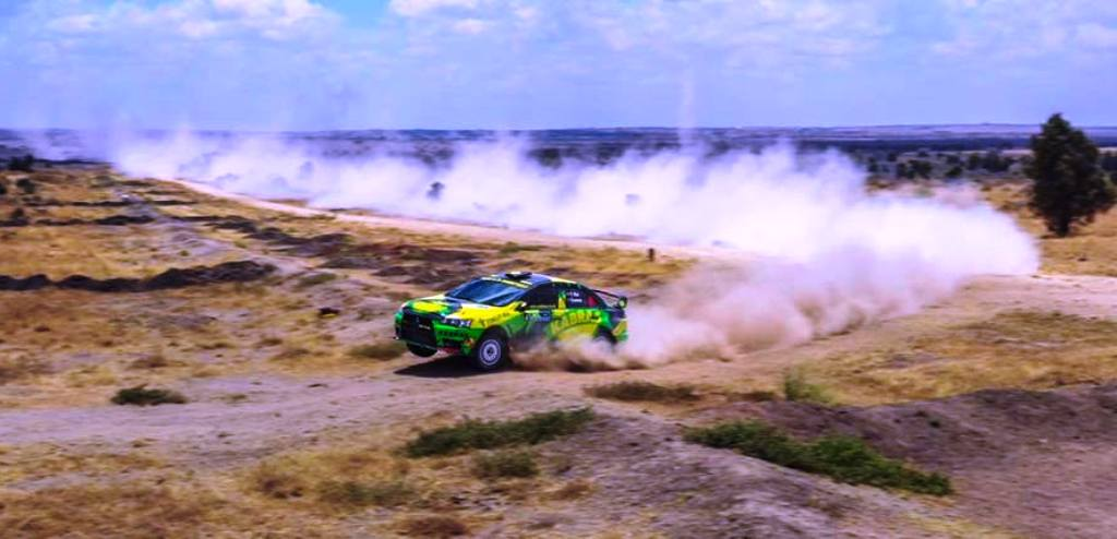 Baldev Chager roars towards victory last Sunday in the Kenya National Rally Championship (KNRC) Kajiadio Rally. Areas in the region will be marked as 'Plan B' alternatives in the planning of this year's Safari Rally, a World Rally Championship Candidate Event