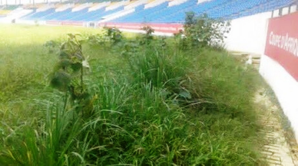 White Elephants, sorry sight: Venues of 2017 AFCON in Gabon and Equatorial Guinea littered littered with new-built stadiums that will never be used again