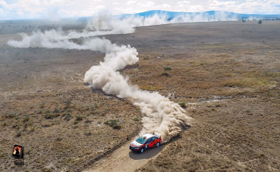 On the floor of the Rift Valley around Naivasha, proposed theatre of operation for the 2019 Safari Rally, a WRC Candidate Event