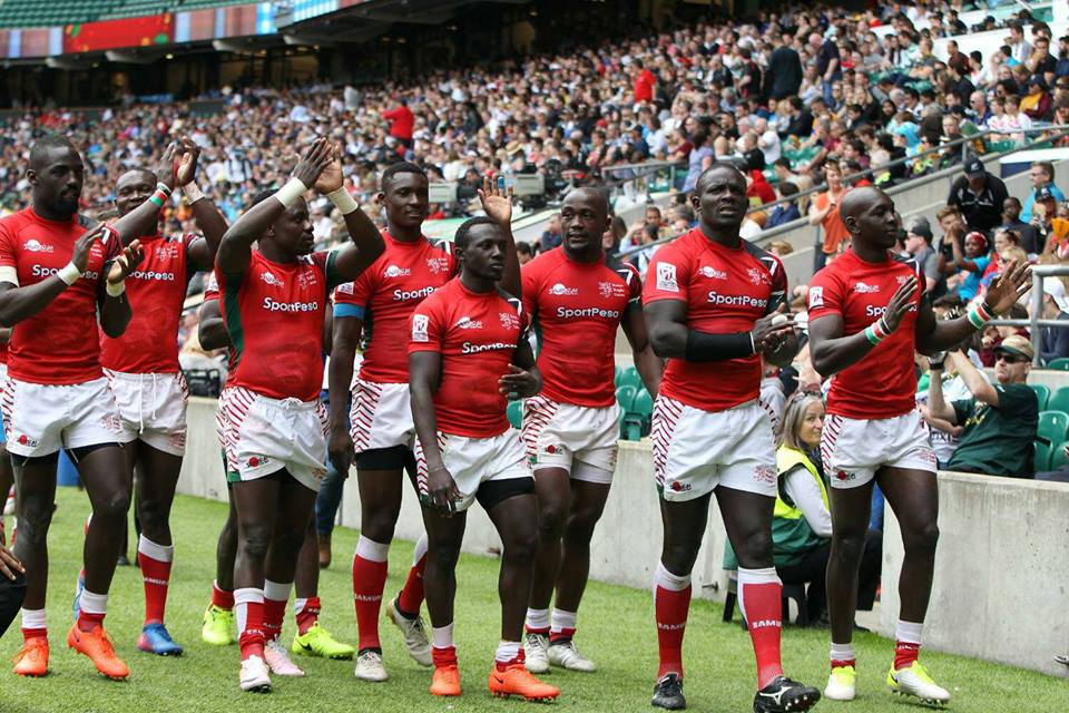 Kenya step out in Dubai