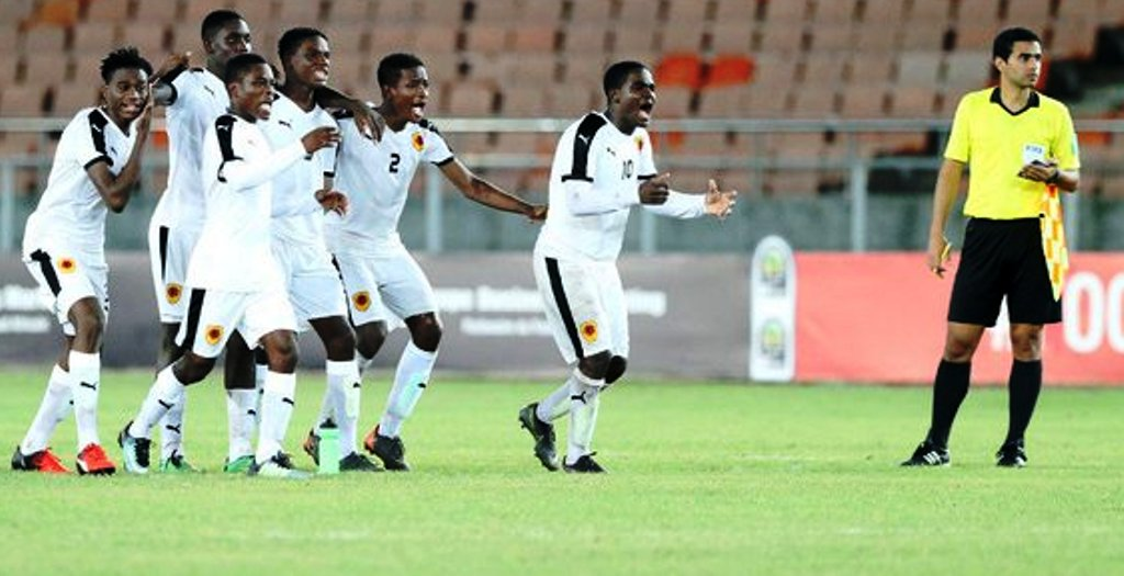 Angola rue their luck during Wednesday's penalty shoot-out against Cameroon in the 2019 U17 AFCON semi-finals