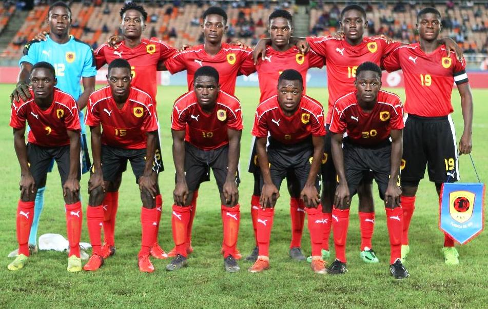 Angola, debutants at the U17 FIFA World Cup in Brazil and exploits in the 2019 U17 AFCON In Dar es Salaam, Tanzania
