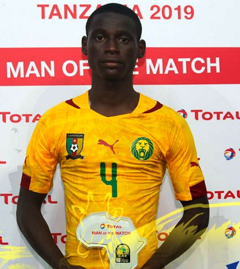 The man-of-the-match in the Final was Daouda Amadou, midfielder of Oyili FC, Cameroon