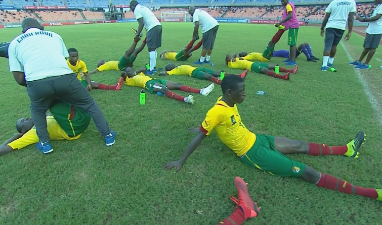 Tired muscles for Cameroon awaiting the penalty shoot-out