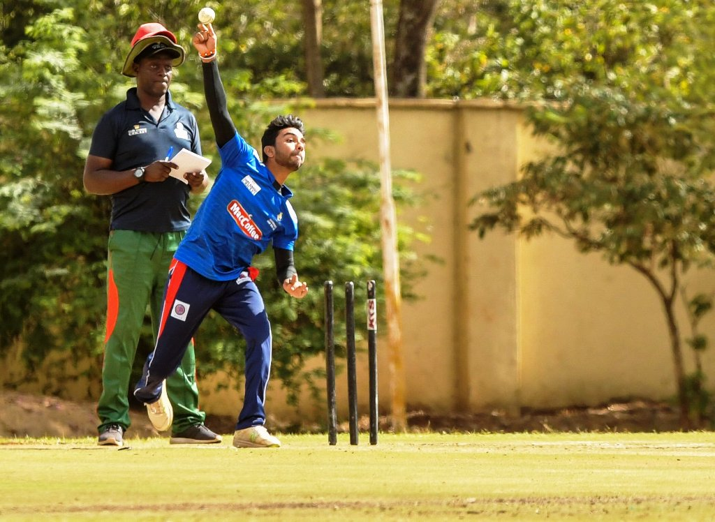 One ball to the batsman as coach keeps a close watch for perfection