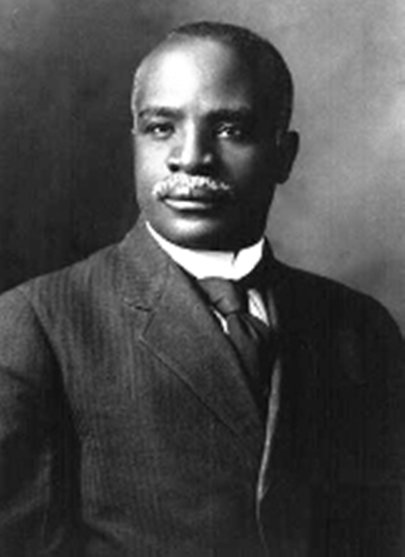 Kelly Miller, Howard class of 1886: Mathematician, scientist, sociologist; first African-America admitted to Johns Hopkins University (1907-1919)