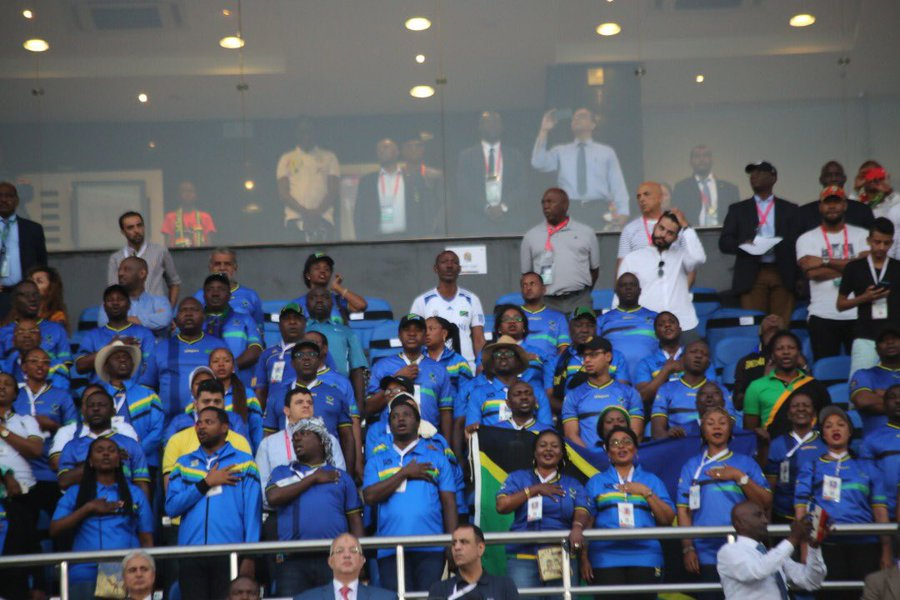 Among Tanzania supporters in Cairo, some were said to have been undeserving, sent their by Government and Tanzania football authorities at the expense of players