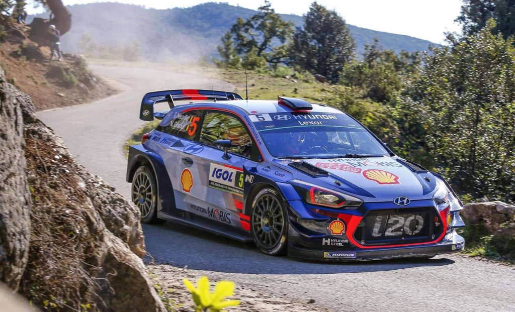 Former world champion Sebastien Loeb's best performance in the 2019 WRC has been the opening Monte Carlo Rally, fourth in Hyundai i20. Hyundai have great plans to race in Kenya in 2020