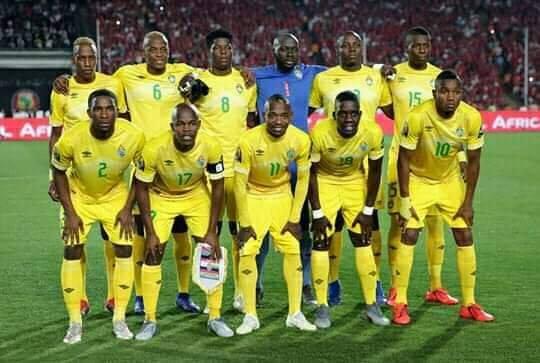 The Zimbabwean starters against Uganda on Wednesday night