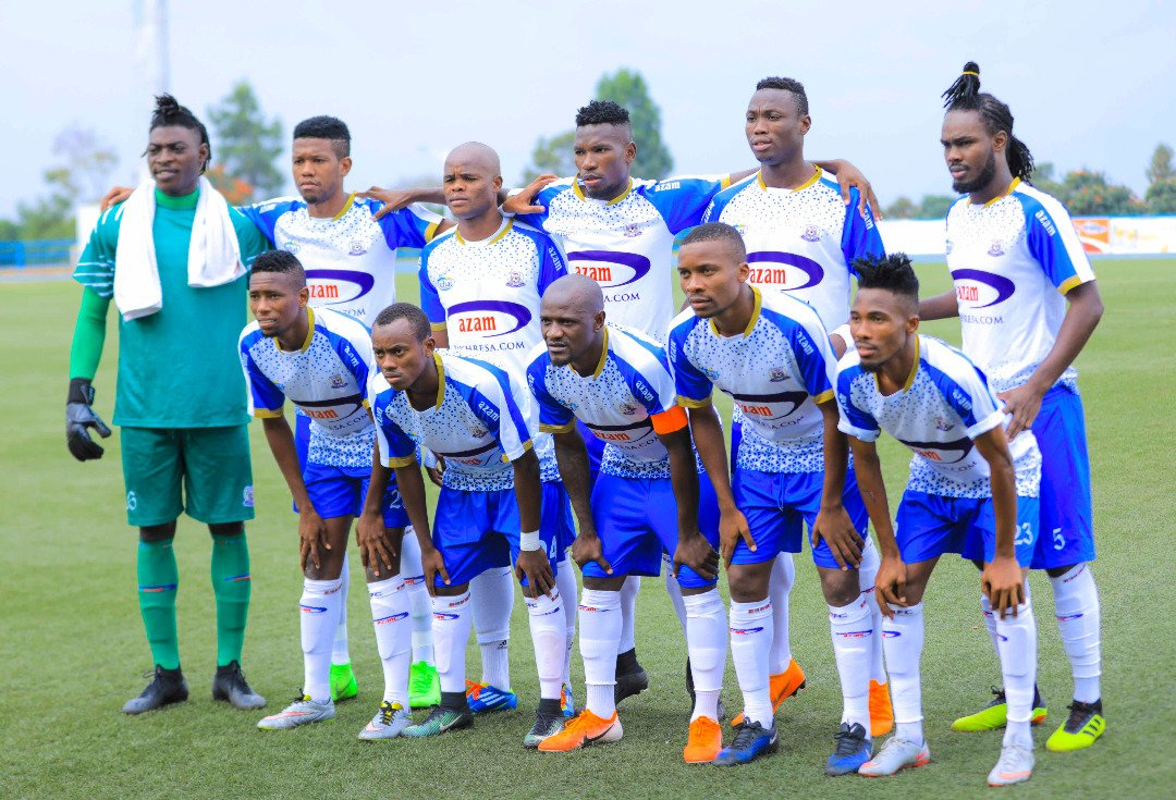 Defending Kagame Cup champions Azam of Dar es Salaam, Tanzania Mainland likely to face .... in the quarter finals on