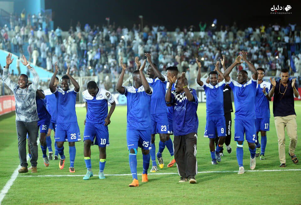 Al Hilal of Sudan, routinely in the CAF Champions League with city (Omdurman) arch rivals El Merreikh
