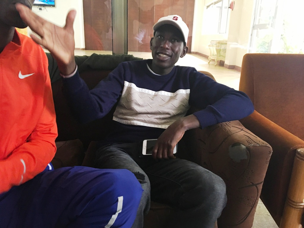 Men's 3,000m steeplechase world champion Conceslaus Kipruto isn't leaving Nairobi for the African Games until August 23. But at Stadion Hotel, Kasarani on Monday, he was following up on his visa application for Morocco. He will compete in an IAAF Diamond League race in … enroute to Rabat