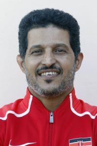Fahd Daim: Former Kenya International - Coach