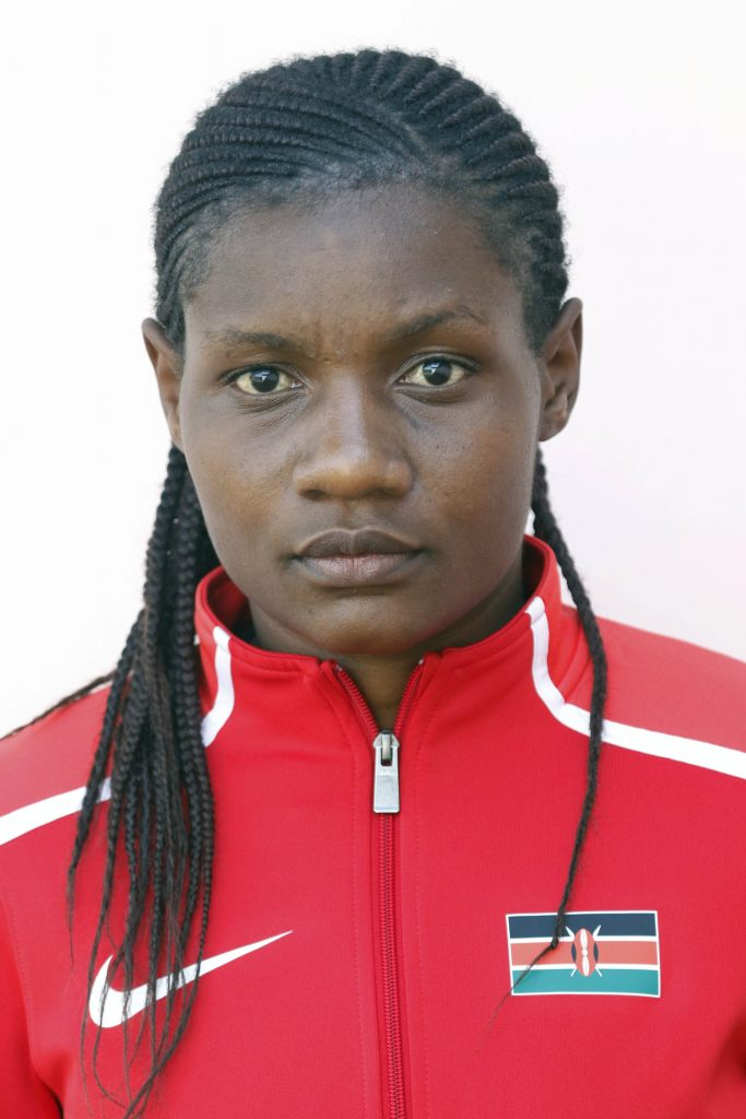 Faith Ogalo: Won Kenya a Silver in Rabat tae-kwon-do competition