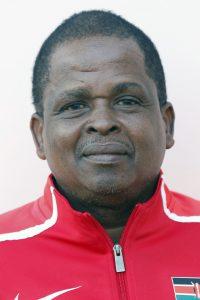 Mariga Mwangi: Former Kenya international - Manager