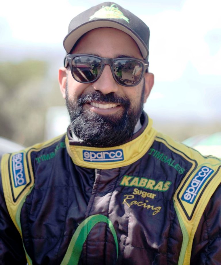 Onkar Rai … trouble on first day, finished 6th